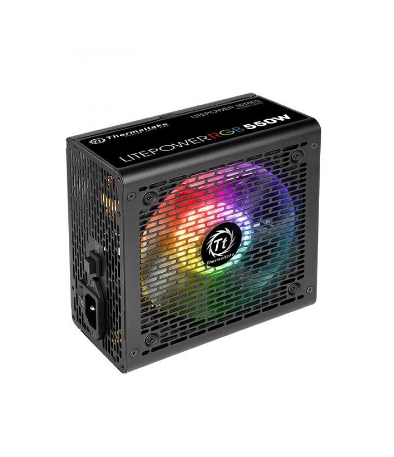 Захранващ блок Thermaltake Litepower 550W RGB LTP-0550NHSANE-1