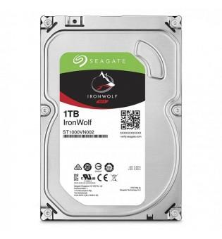 Твърд диск Seagate IronWolf 1TB 64MB 5900rpm SATA 3 ST1000VN002