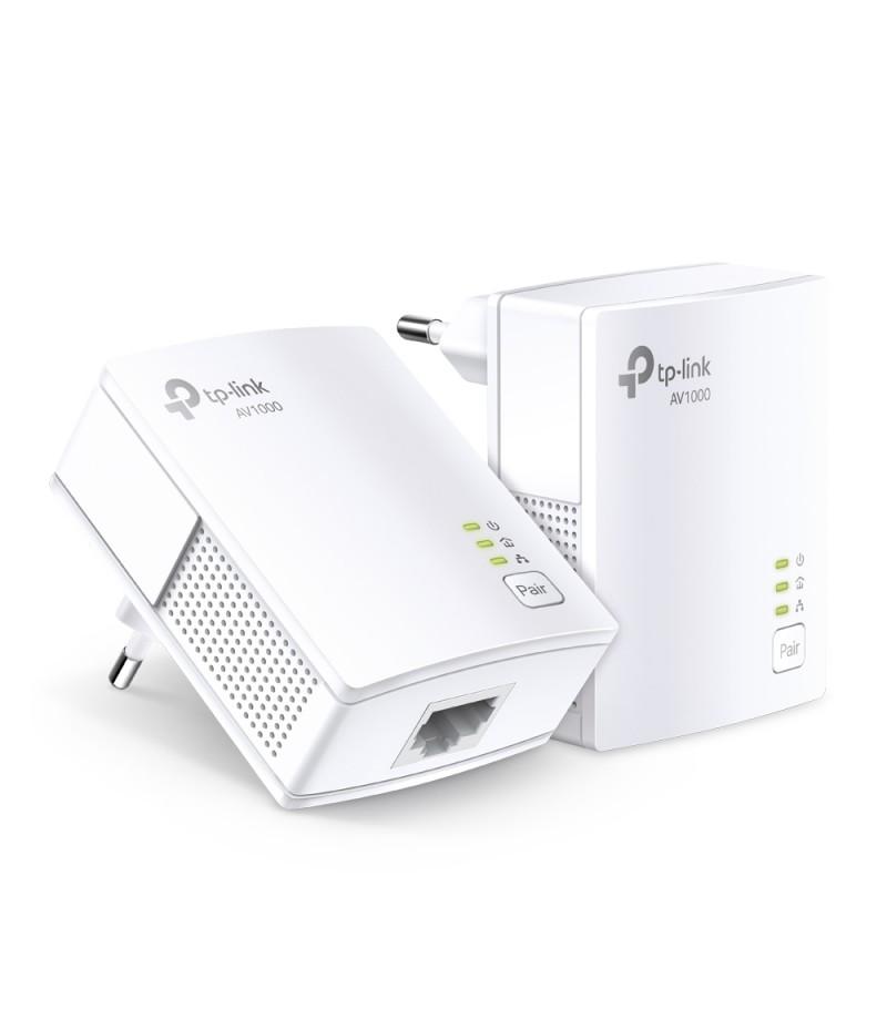 Gigabit Powerline TP-Link TL-PA7017 KIT AV1000