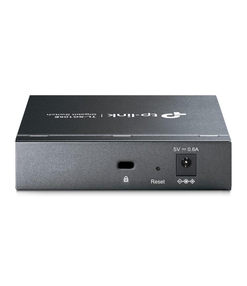 TP-Link TL-SG105E 5-Port Gigabit Easy Smart
