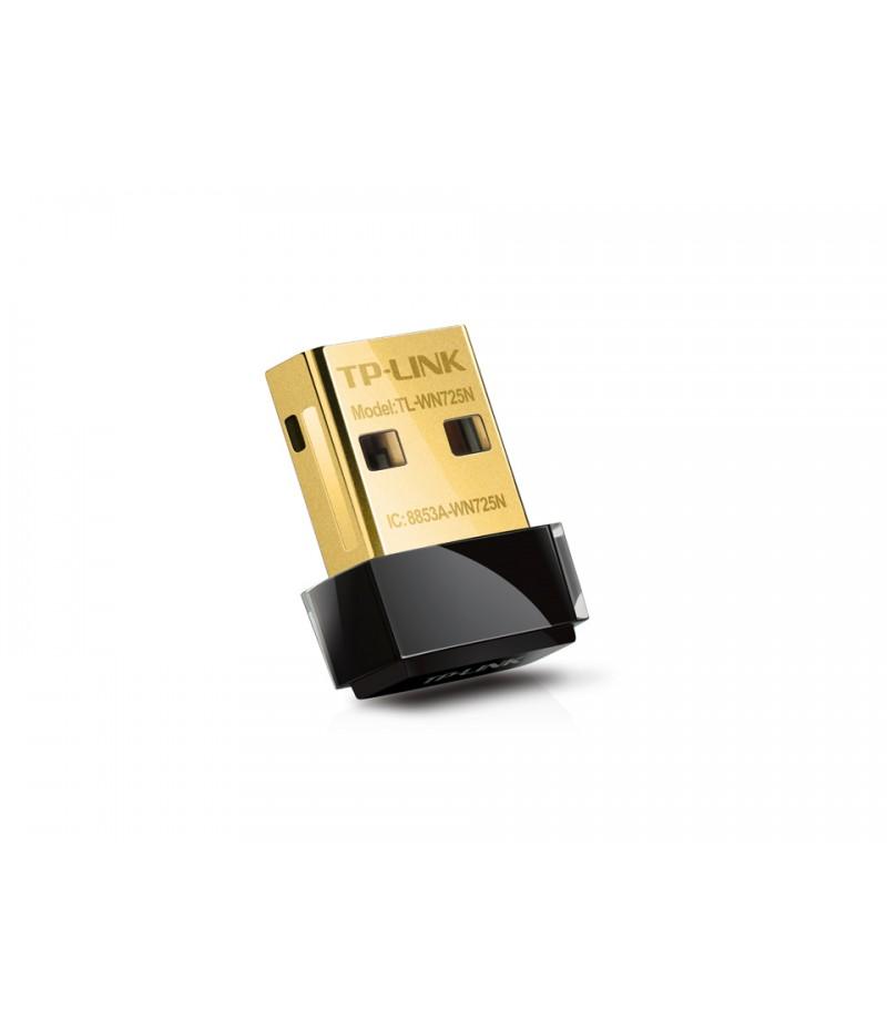TP-Link TL-WN725N Безжичен USB адаптер
