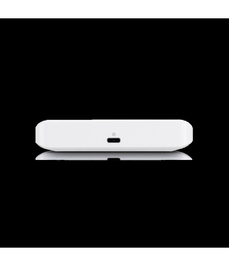 5-портов управляем Gigabit комутатор Ubiquiti UniFi USW Flex Mini