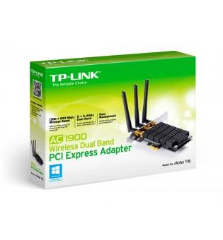Безжична мрежова карта TP-Link Archer T9E AC1900 Wireless Dual Band PCI Express