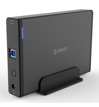 Кутия за външен 3.5-инчов диск Orico USB3.0 7688U3 (външна)
