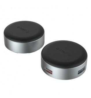 Алуминиев USB3.0 хъб с 3 USB 3.0 порта Orico ANS1