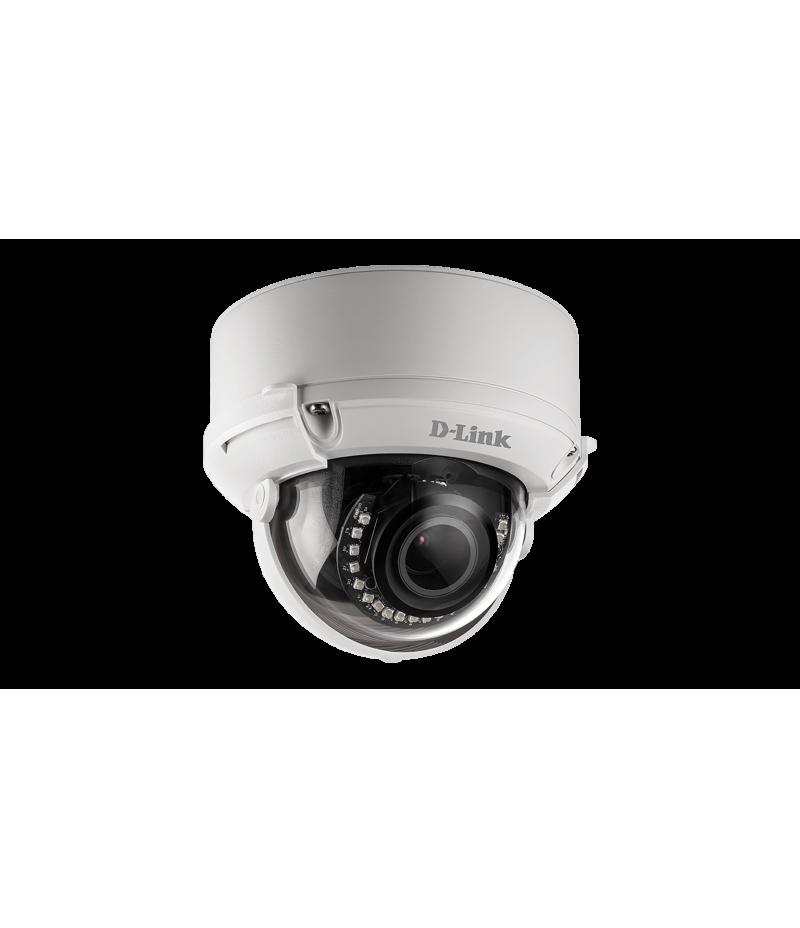 5 MPx варифокална външна куполна мрежова камера D-Link DCS-6517