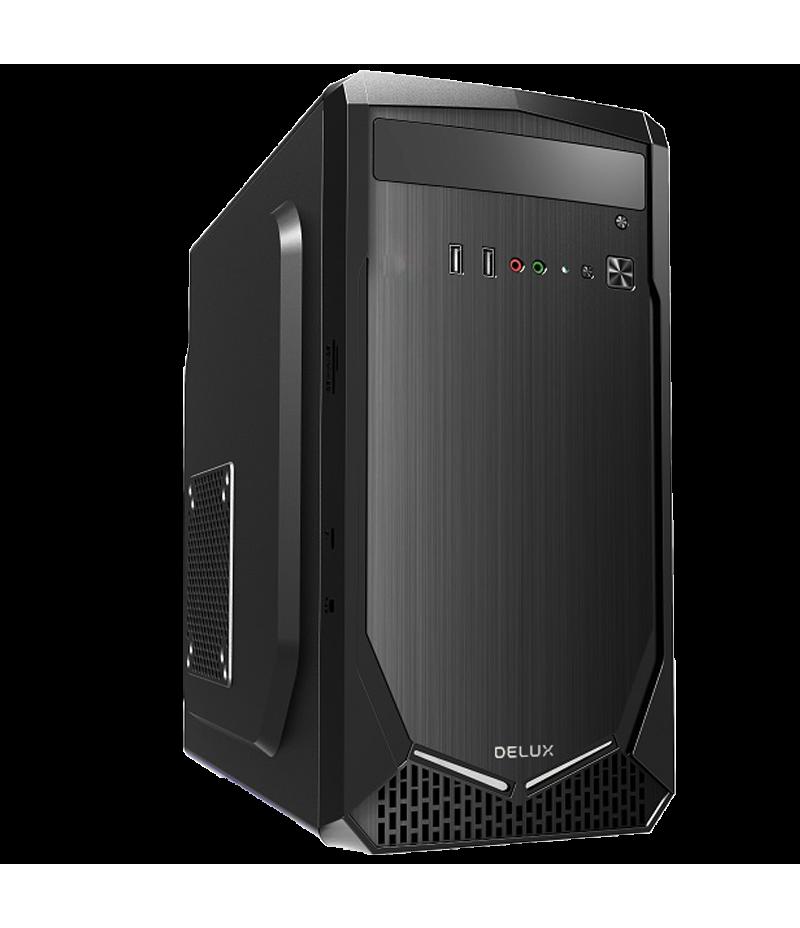 Кутия за настолен компютър Delux G-505