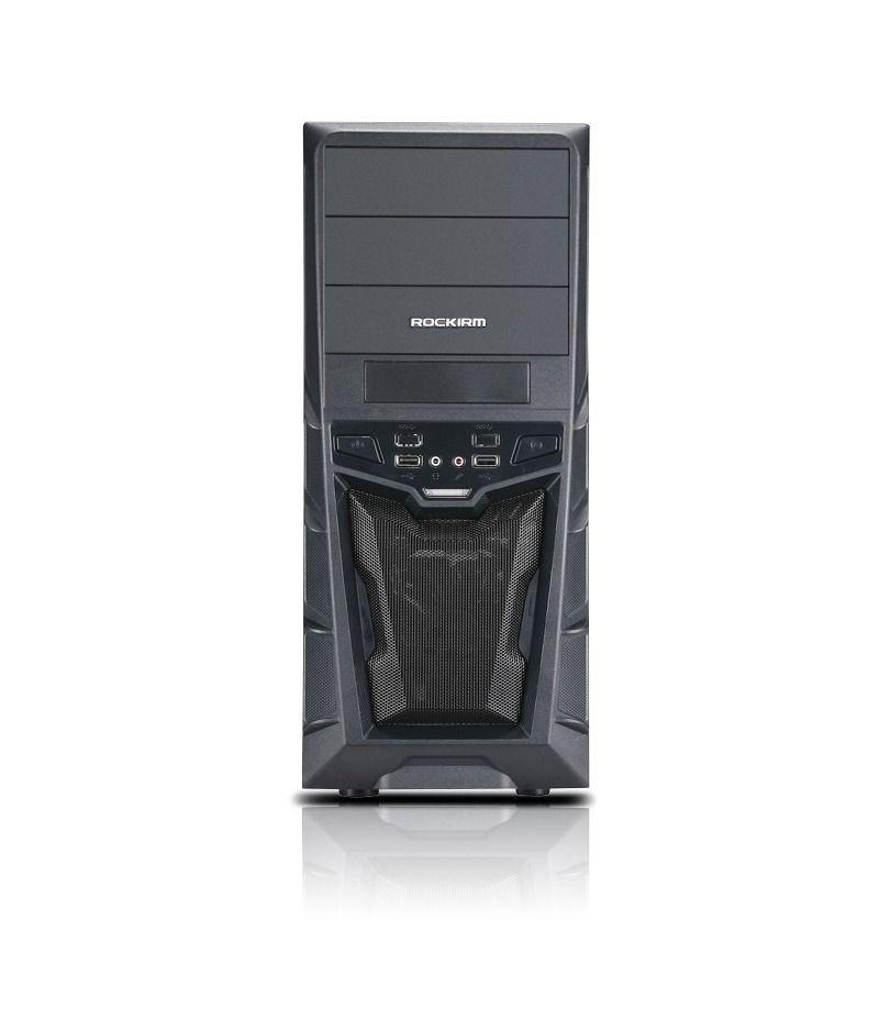 Кутия за настолен компютър Segotep PS111D със захранващ блок 500W Mid Tower