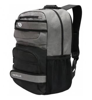 Раница за лаптоп DICALLO LLB9610 17.3-inch сиво-черна