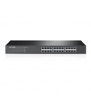 Комутатор TP-Link TL-SF1024 24-Port 10/100Mbps Rackmount