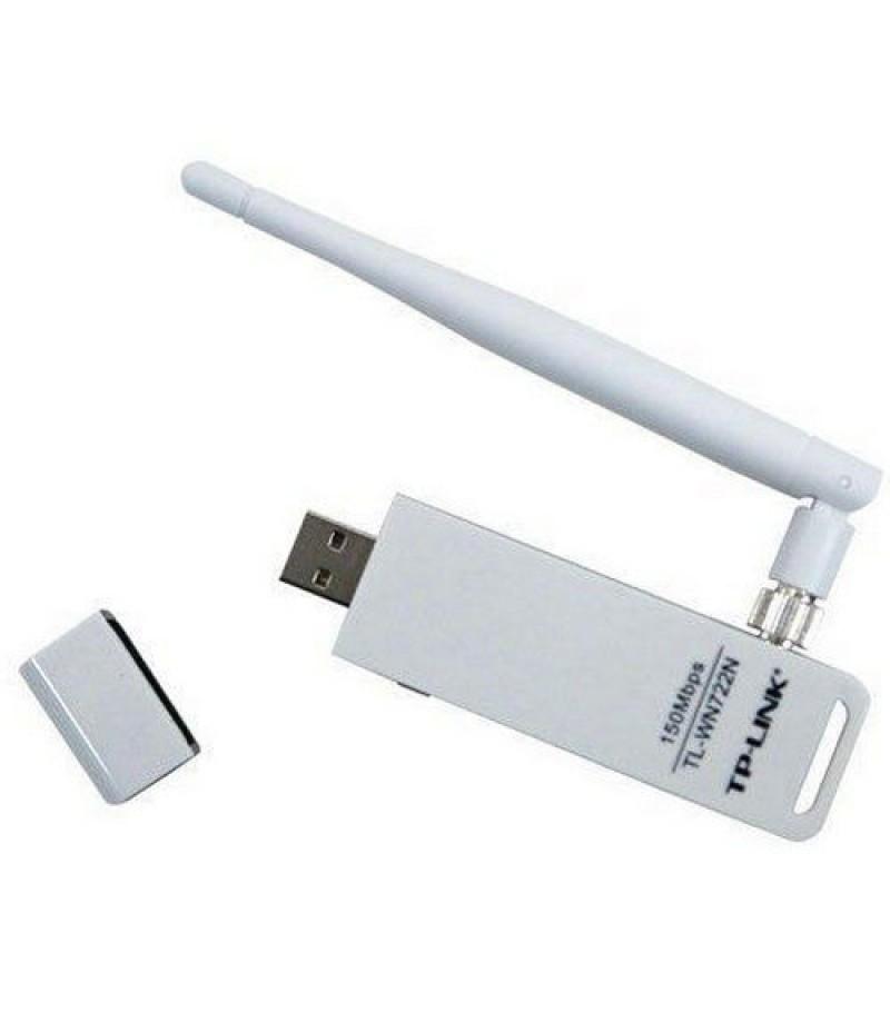 TP-Link TL-WN722N Безжичен USB адаптер