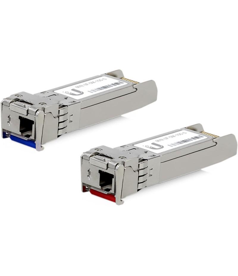 Оптичен преходник UBIQUITI UF-SM-10G-S 2-pack