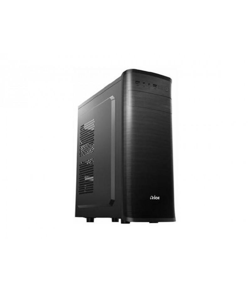 Кутия за настолен компютър Golden Field E177 ATX Mid Tower PSU 550W